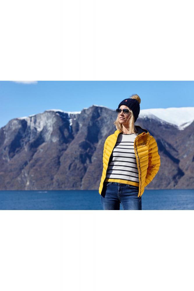 Scandinavian Explorer Lett Dunjakke – Gul Turbukse.no